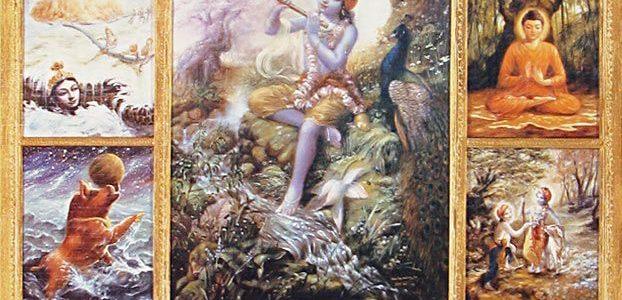 Dasavatara – Os Dez Mais Famosos Avataras de Krishna