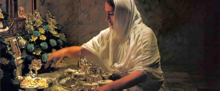 CERIMÔNIA DE ĀRATI – Regras Básicas para Adorar a Deidade